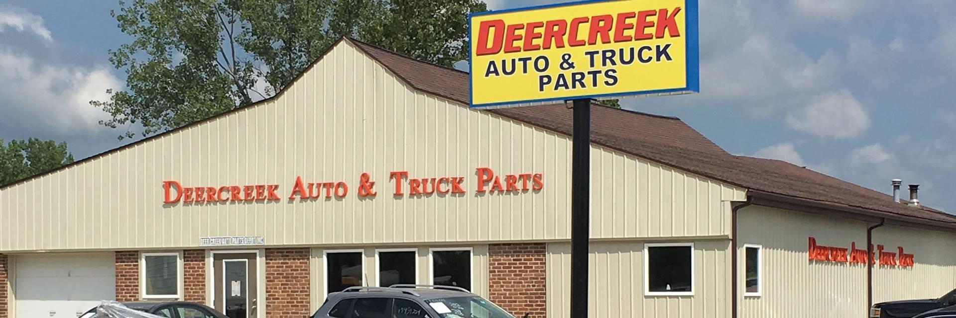 Deercreek Auto & Truck Parts